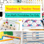 Number concepts to kids