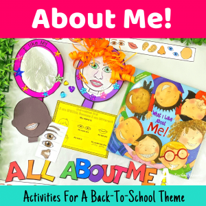 All About Me Teaching Resources (Early Years Topic)