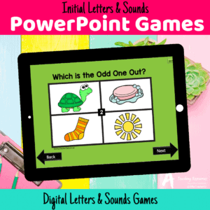 Interactive Phonics Games For Distance Learning Fun