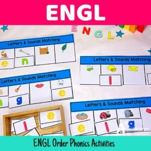 ENGL Phonics Resources For Teachers